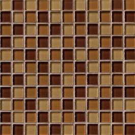 Brown Blend 1x1x8MM