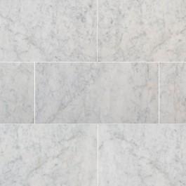 Carrara White 12x24 Polished