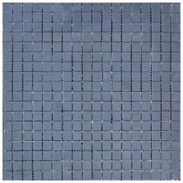 China Black 5/8X5/8 Polished Marble Mosaic
