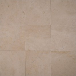 Crema Marfil Select 12X12 Honed