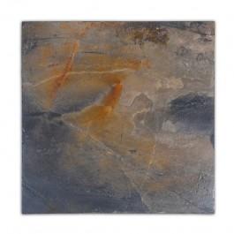 Golden Florence 12X12 Flamed Slate Tile