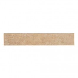 Travertino Beige Glazed 3X18