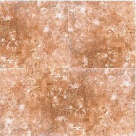 Travertino Walnut 6X6 Glazed