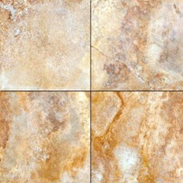 Tuscany Gold 12X12 Honed