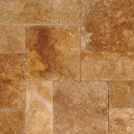 Tuscany Riviera 16 Sqft/Kit x 10 Tumbled
