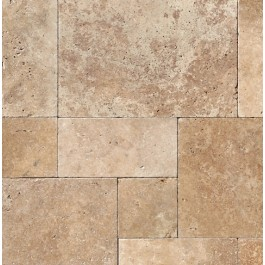 Tuscany Walnut 16 Sqft Per Kit French Pattern HUCB