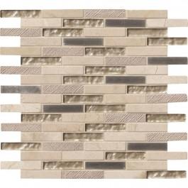 Vienna Blend Brick 0.625x3x8mm