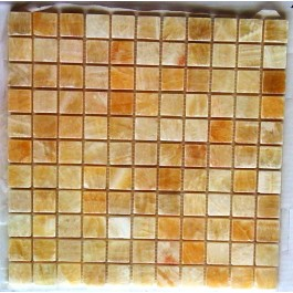 Yellow Onyx 1x1 Polished
