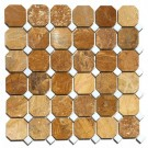 Autumn Gold Octagon 12x12