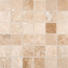 Ivory Travertine 2x2 HF
