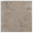 Tuscany Walnut 24X24 Honed Unfilled Tumbled