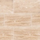 Tuscany Walnut Vein Cut 12X24 Honed / Filled Travertine
